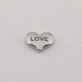 Zwevende Bedel Hartje Love