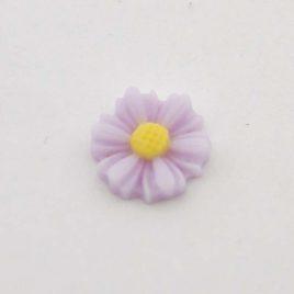 Zwevende bedel bloem paars