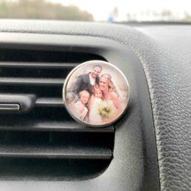 Auto foto bedel 25 mm